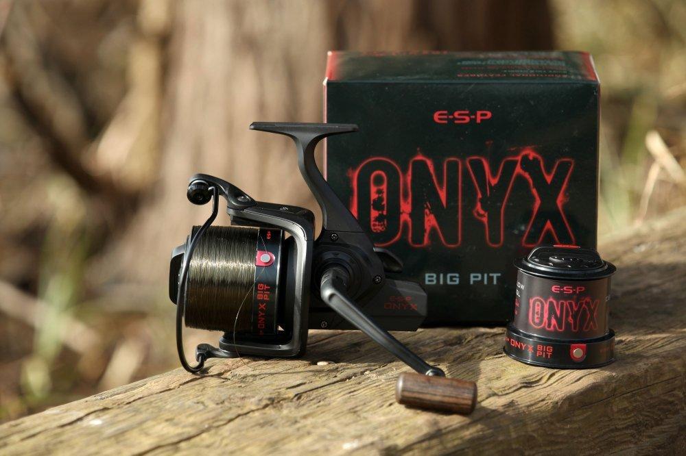 Other Fishing Reels Esp Onyx Carp Fishing Big Pit Reel 2019 New Fashion Style Online Sporting Goods