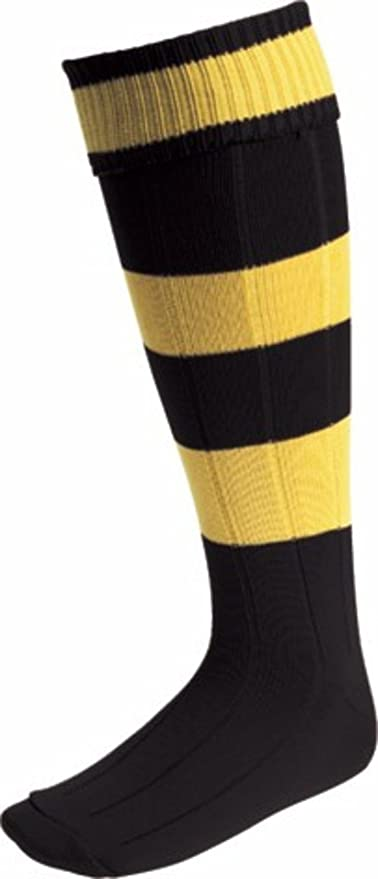 OSG Knee High Football Coloured Sports Socks Bottle Green Sports & Outdoors Football