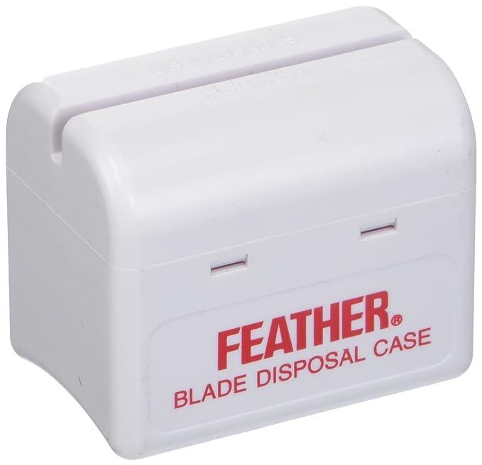 Amazon.com: Envase para guardar cuchillas de afeitar, de ...