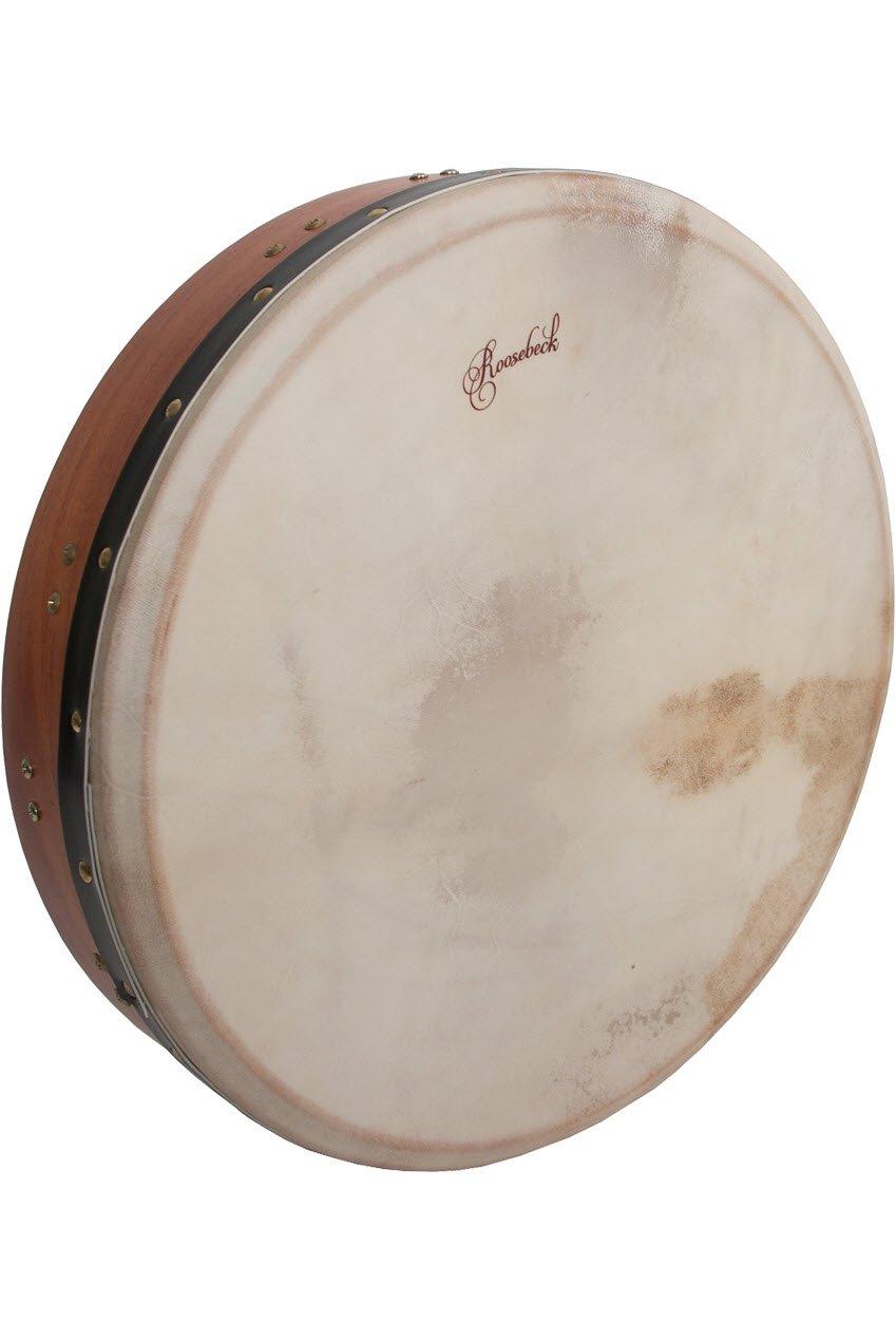 16'' Red Cedar Bodhran Drum - T-bar by Roosebeck