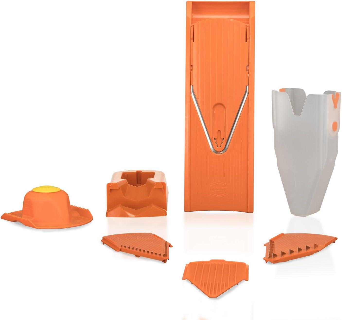 Börner V1 ClassicLine professional set | Grater, Colour:Orange