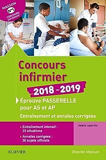 Concours Infirmier 2018-2019: Épreuve Passerelle Pour Aide-soignant Et Auxiliaire De Puériculture