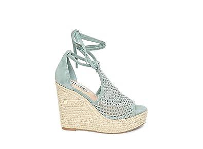 afe7d6f97 Amazon.com | Steve Madden Women's Sure Wedge Sandal | Platforms & Wedges