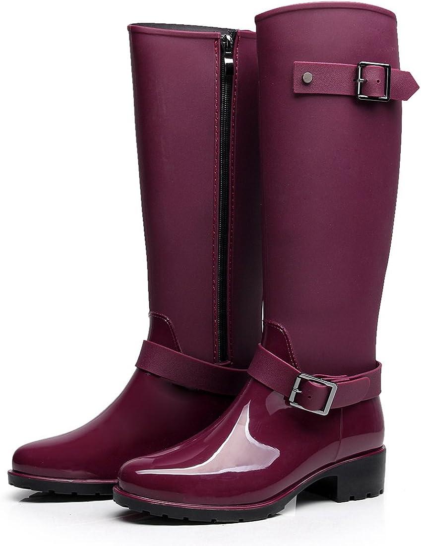 Rubber Rain Boots For Women