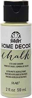 product image for FolkArt Sage Shadow Home Decor Chalk Furniture & Craft Paint, 2 ounce