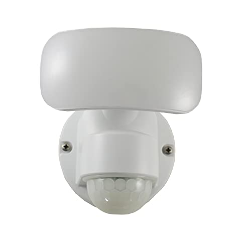 First alert led motion activated security light 1400 lumen white first alert led motion activated security light 1400 lumen white aloadofball Image collections