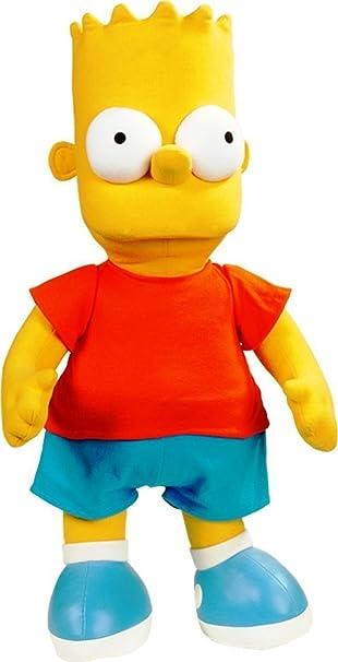 Peluche Simpson Bart Peluche Cm 24 Peluche Simpson 3jLAR54