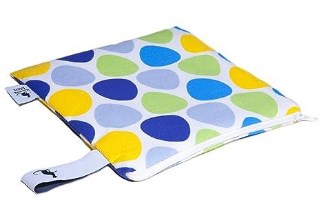 Mon Petit Bleu 5901323929885 Multiusos Bolsa - multifunción de bolsillo - a menudo utilizable, lavable
