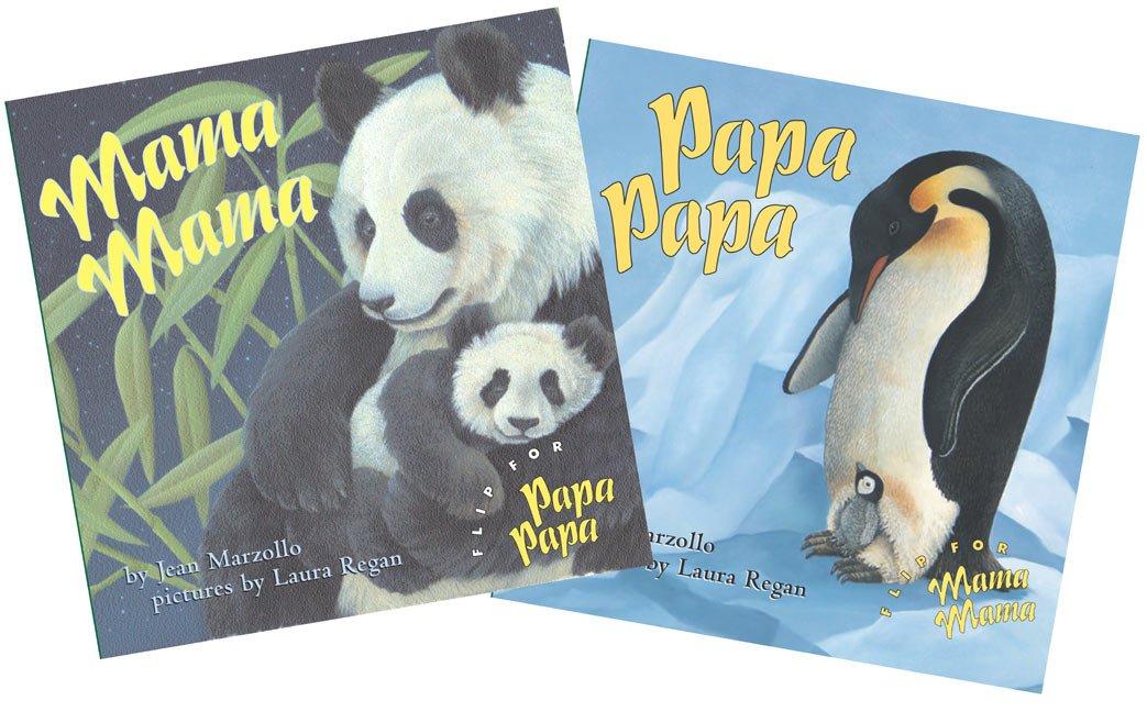 Mama Papa Flip Board Book product image