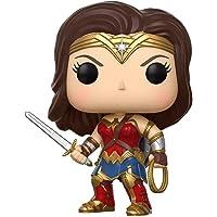 Funko Pop Dc Justice League Wonder Woman Nc Games Padrão