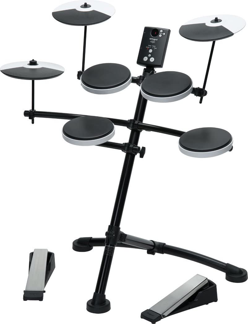 ROLAND Entry-level Electronic Drum set – Best for simplicity