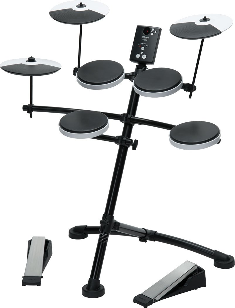 Roland Entry-level Electronic V-Drum Set (TD-1K) by Roland