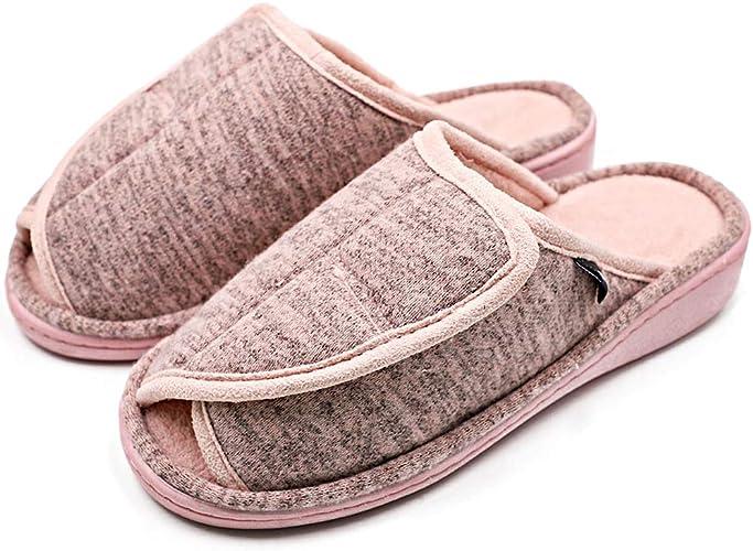 Women's Diabetic Slippers Adjustable