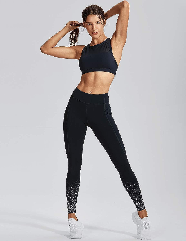 3a60e3e47a62e CRZ YOGA Women s Wirefree Racerback Yoga Sports Bra Workout Bra Top at  Amazon Women s Clothing store