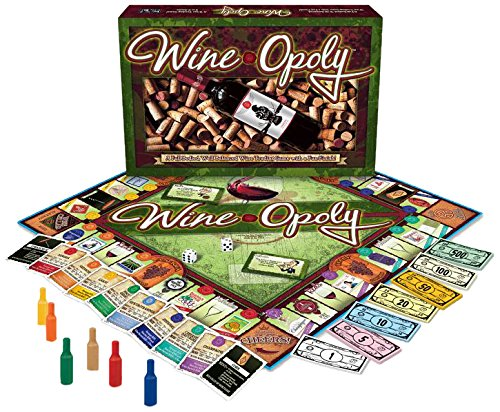 Wineopoly by Late for the Sky
