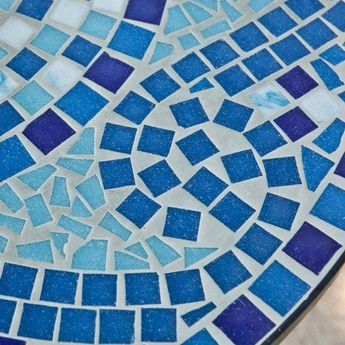 Charming Amazon.com: Coral Coast Coral Coast Marina Mosaic Bistro Table, Mosaic, 30W  X 30D X 28H In.: Patio, Lawn U0026 Garden