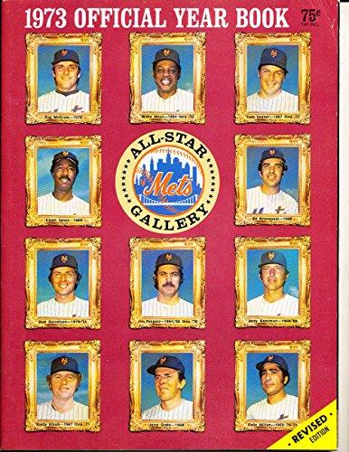 (1973 New York Mets Yearbook Revised)