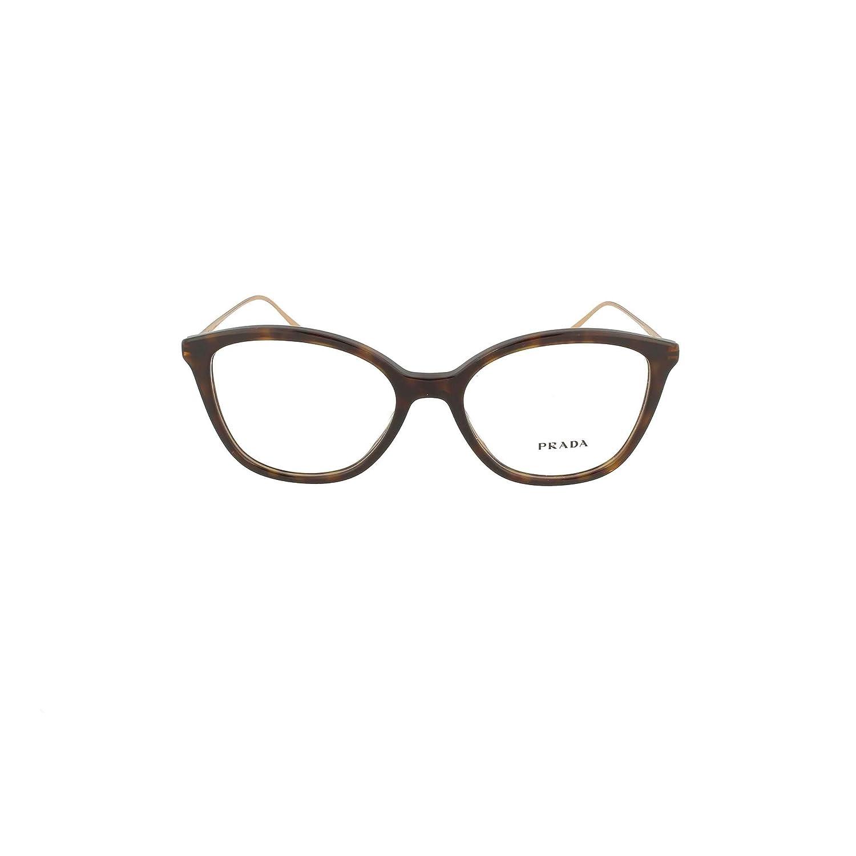 458b0982df34 Prada CONCEPTUAL PR11VV Eyeglass Frames 2AU1O1-51 - PR11VV-2AU1O1-51 at  Amazon Men's Clothing store:
