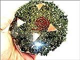 Jet Hematite Orgone Octagon Vastu Plate Gun Metal Energy Generator Crystal Gemstones Unique Rare Science Construction Vedic Astrology 40 Page Booklet Jet International Crystal Therapy