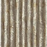 A-Street Prints 2701-22334 Corrugated Metal Rust Industrial Texture