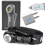 nebo slyde king 500 lumen rechargeable led flashlight bundle with slyde holster. Black Bedroom Furniture Sets. Home Design Ideas