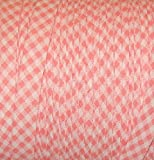 1/2'' EXTRA-wide Double Fold Bias tape Trim PINK & White Gingham 10 yards