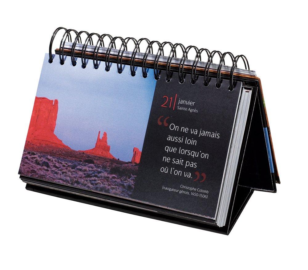 Calendrier Perpetuel Personnalise 365 Jours.Amazon Fr Sagesses Du Monde En 365 Jours Geo Livres