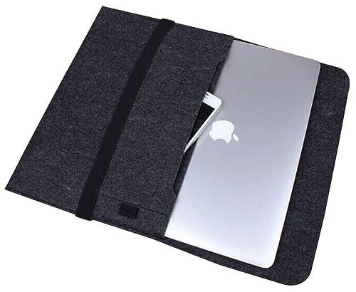 LaoZan Funda Protectora para ordenador portátil en Blandas de Fieltro de 11-17 pulgadas para MacBook Air/Pro: Amazon.es: Zapatos y complementos
