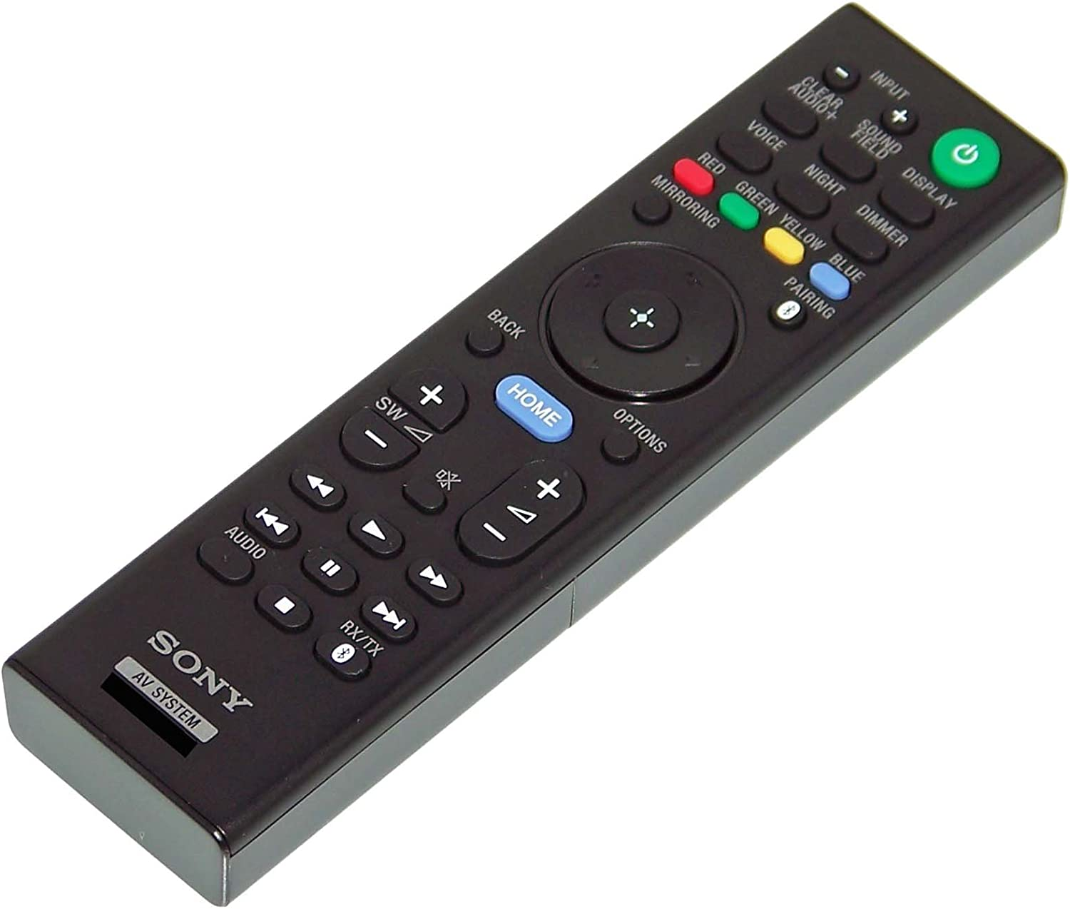 HTNT3 OEM Sony Remote Control Shipped with HT-NT3