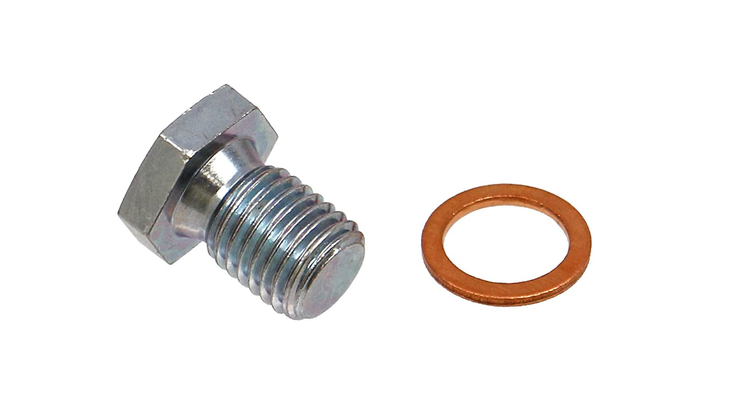 APDTY 103945 Transmission Oil Drain Plug Replaces OE 24233099