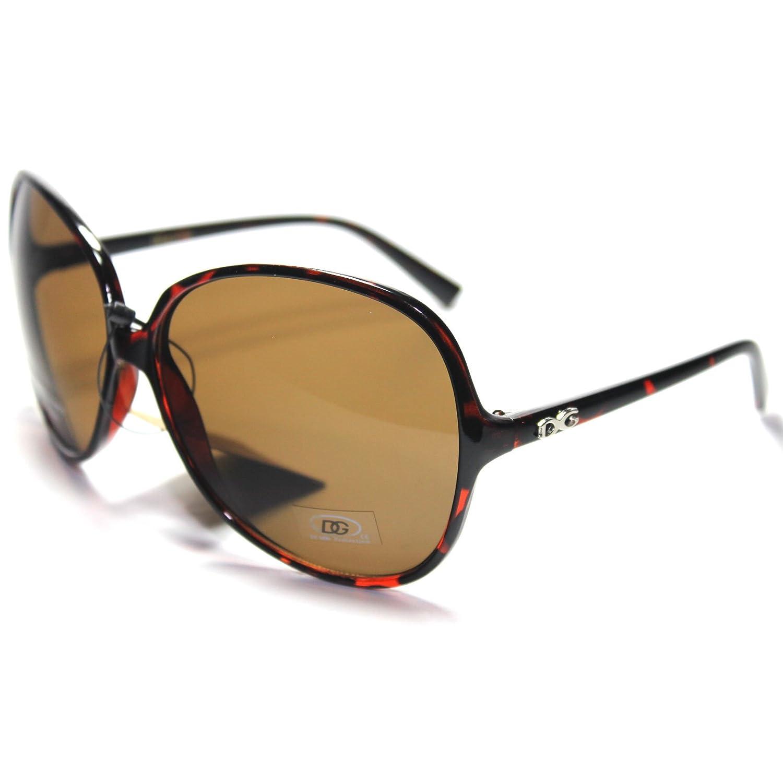 #DG244-S4 DG Eyewear Vintage Oversized Women's Sunglasses -