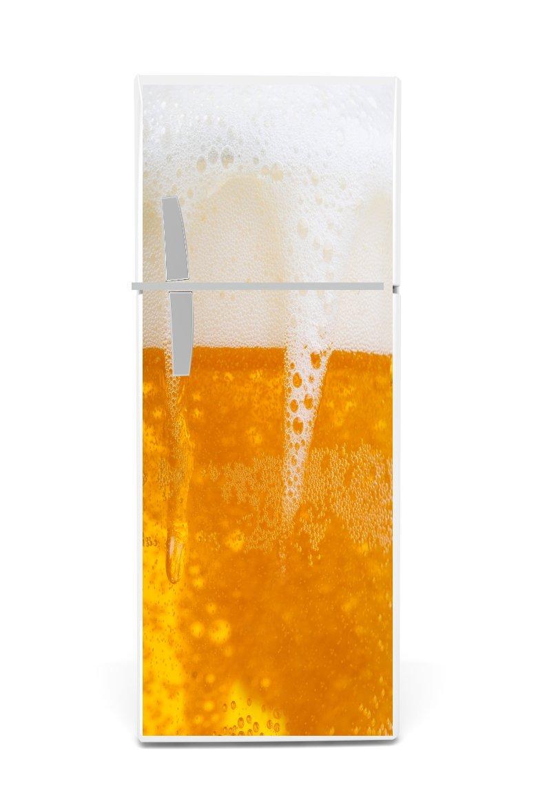 Kühlschrank Aufkleber Bier: Amazon.de: Garten