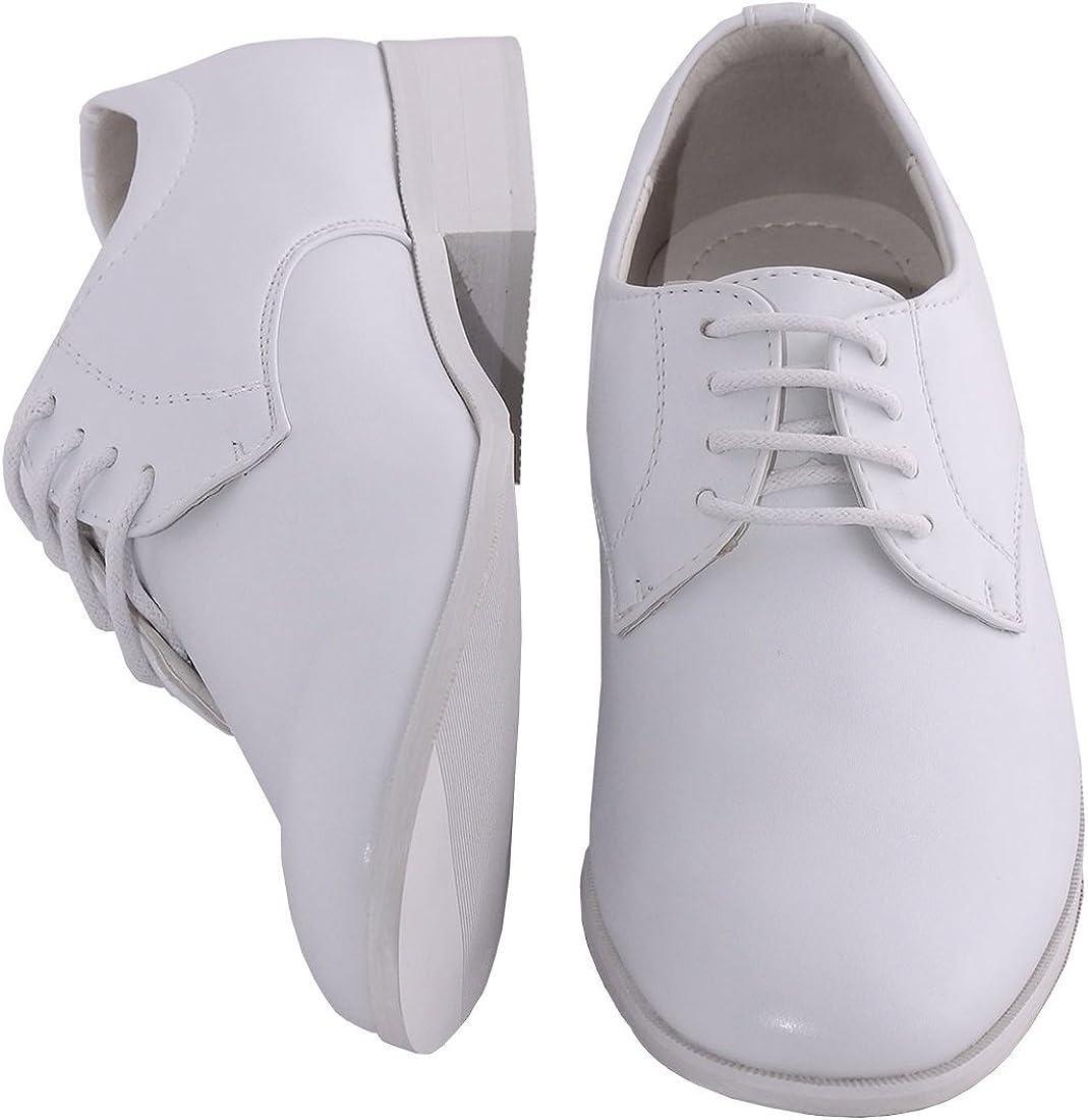 Tuxgear Boys White Shoes Lace Up