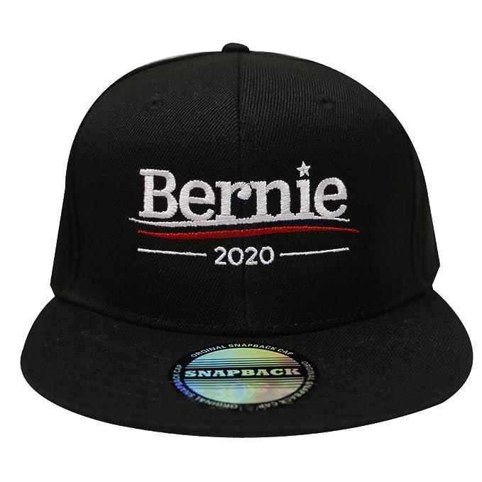 City Hunter Cf918 Bernie 2020 Snapback Cap Black at Amazon Men s ... 3f3c3cce81