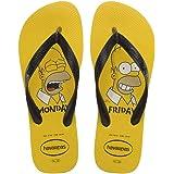 Chinelo, Havaianas, Simpsons, Adulto Unissex