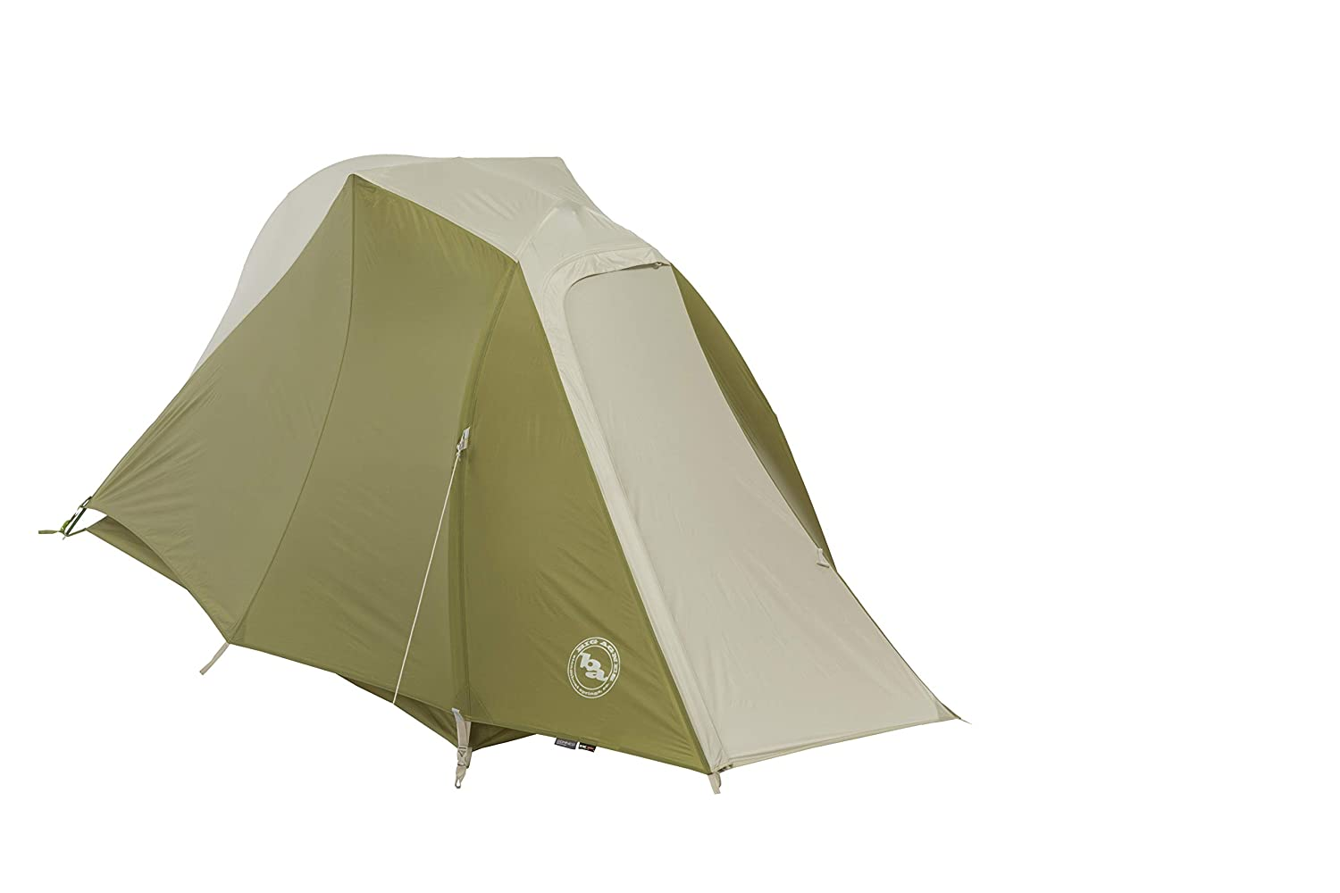 Big Agnes Seedhouse SL Superlight Backpacking Tent 3 Person Olive//Gray