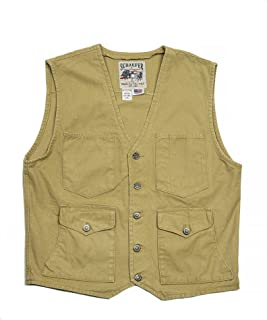 product image for Schaefer Outfitter Men's Sunvintage Mesquite Vest - 318-St