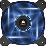 Corsair Air Series AF120 LED Quiet Edition High Airflow Fan Single Pack - Blue
