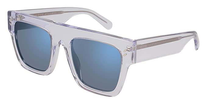 Stella McCartney Gafas de Sol SC0119S GREY/BLUE mujer ...