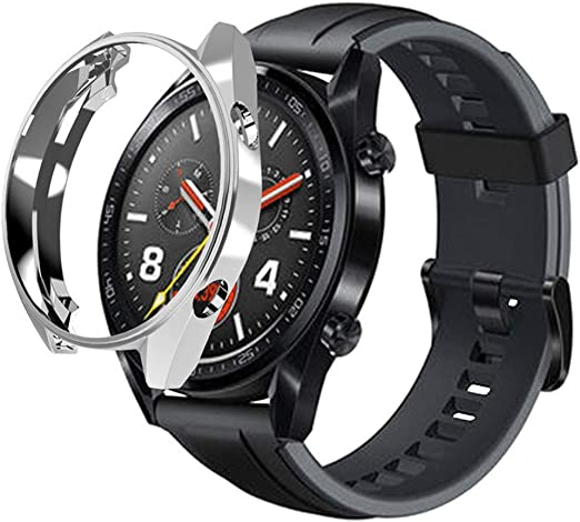 Amazon.com: Migugu Compatible With Huami AMAZFIT GTR 46mm ...