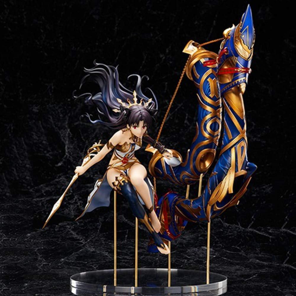 HZLQ Fate//Grand Order Archer Ishtar Archer Figur,Anime Modell Statue Dekoration Ornamente Animierte Charakter Kunst Sammler Kinder Spielzeug Action Figur 30cm