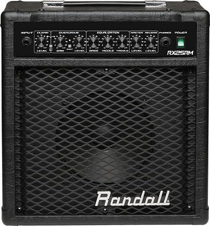Randall RX25RM 25-Watt Guitar Combo Amp