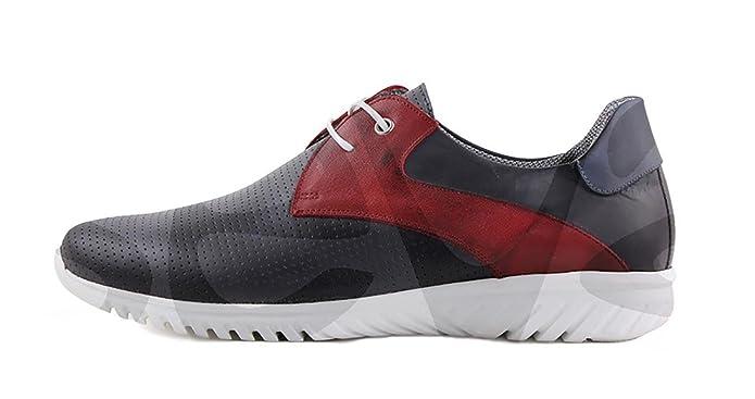 Exodo - 2416 - Zapato Caballero Piel - 45, Cuero