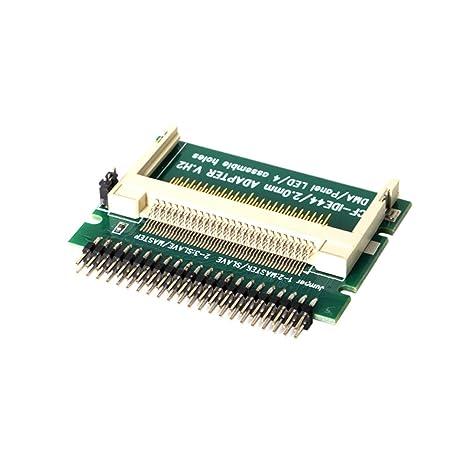 CF Compact Flash Merory Card para Laptop 2.5