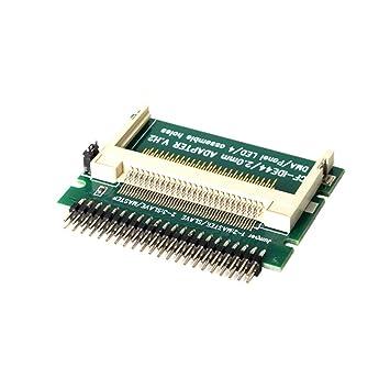 CF - Tarjeta de Memoria Flash compacta para Ordenador portátil (2 ...
