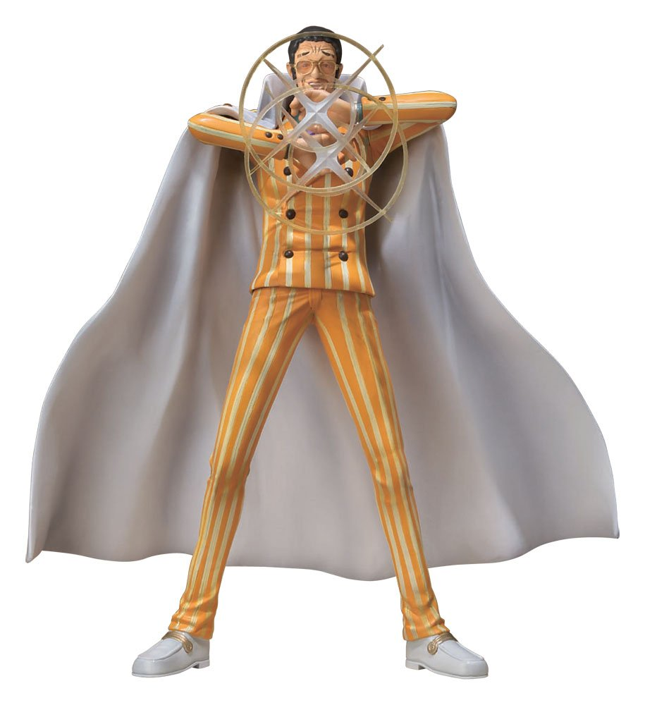 Bandai Tamashii Nations Figuarts Zero Kizaru Borsalino One Piece (Static Figure)