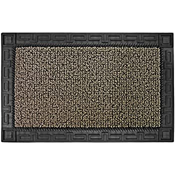 Amazon.com: GrassWorx 10376628 Omega Astroturf Doormat, 22.5 ...