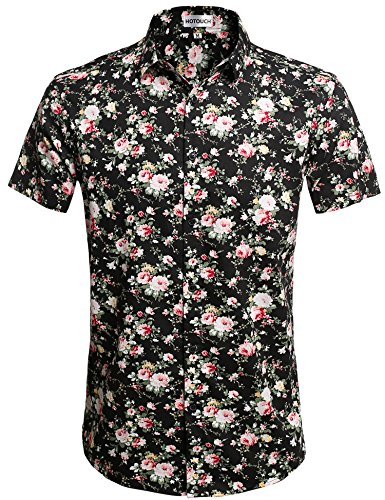 Pink and Black Shirt: Amazon.com
