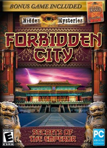 Price comparison product image Hidden Mysteries Forbidden City