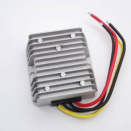 STEP DOWN 12V to 7.5V 10A 75W Power Converter Regulator DC WaterProof DC//DC